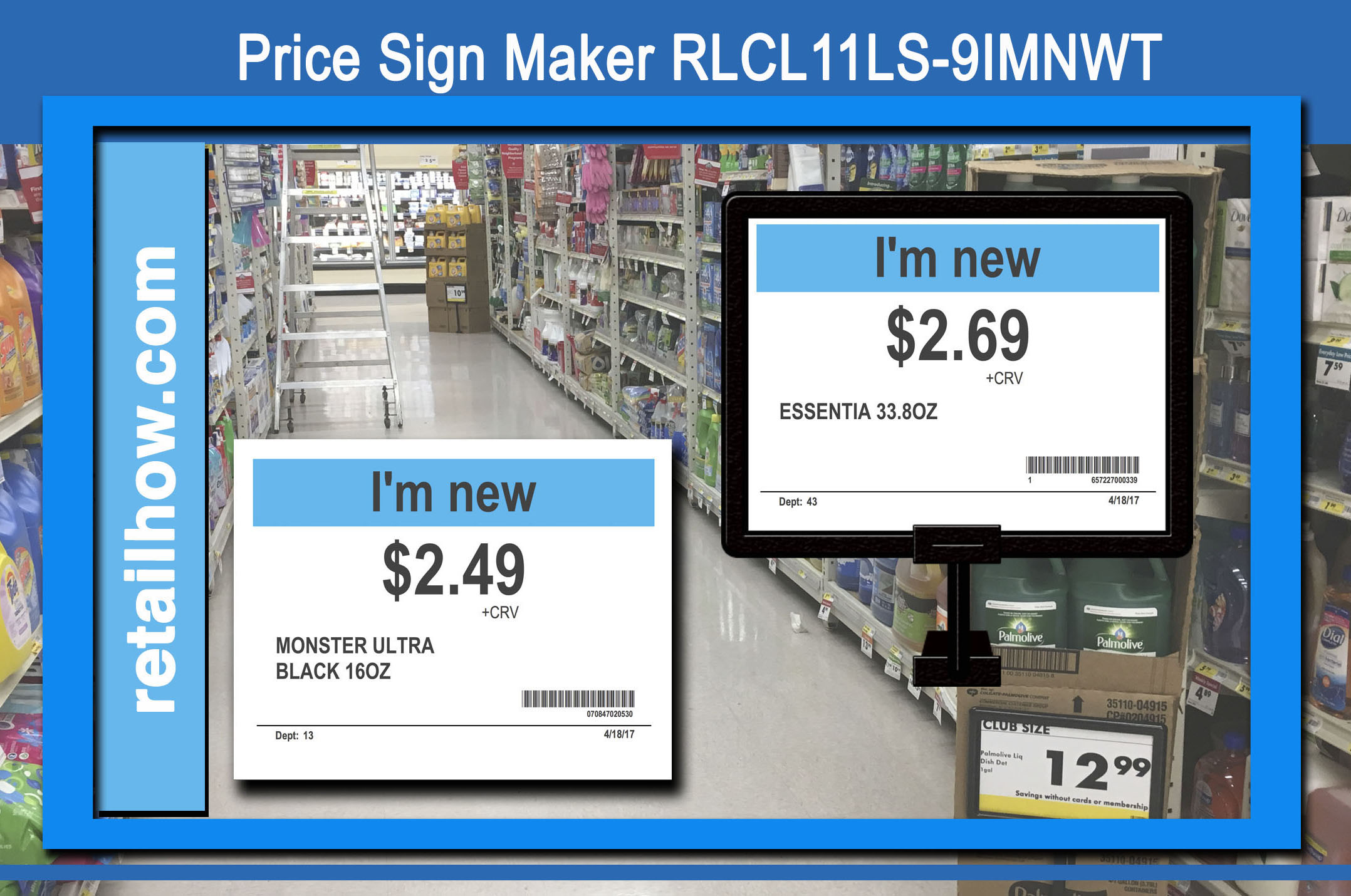 get free price sign maker rlcl11ls 9imnwt retailhow