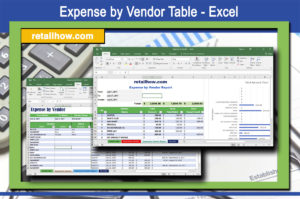 Expense by vendor